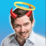 Adam Bailey is On Fire at the Victoria Fringe Festival 2016. Interview.