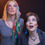 Gather by Passing Through Theatre at the Victoria Fringe Festival 2016. Interview.