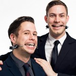Happiness at the Victoria Fringe Festival 2016. Interview with Tony Adams & Cory Thibert of May Can Theatre.