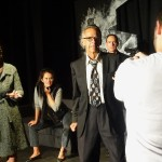 Mating Dance of the Werewolf at Theatre Inconnu September 28-October 15, 2016. A review.