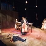Gut Girls at the University of Victoria Phoenix Theatre February 9-18, 2017. A review.