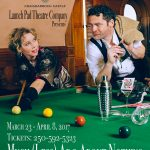 Much (Less) Ado About Nothing by Launch Pad Theatre at Craigdarroch Castle. A review.