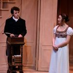 Pride and Prejudice at the Chemainus Theatre Festival February 17-March 25, 2017. A review.