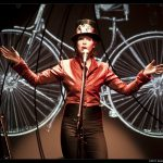 SPIN by Evalyn Parry at the Belfry Theatre SPARK Festival 2017. A review.