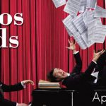 2 Pianos 4 Hands at the Chemainus Theatre Festival April 7-May 14, 2017. A review.