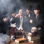 Dr. Jekyll and Mr. Hyde at Langham Court Theatre April 19-May 6 2017. A review.