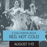 Red Hot Cole at Blue Bridge Repertory Theatre. Interview with director Darcy Evans.
