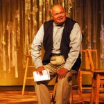 Our Town by Blue Bridge Repertory Theatre July 4-16 2017. A review.