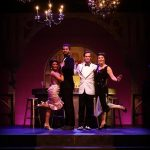 Red Hot Cole at Blue Bridge Repertory Theatre August 2017. A review.