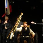 The Good Soldier Schweik at Theatre Inconnu September 26-October 14, 2017. A review.