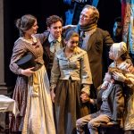 A Christmas Carol at the Belfry Theatre November 28-December 17, 2017. A review.