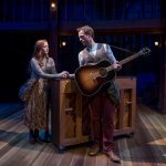 Once at the Chemainus Theatre Festival. A review.