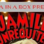 Djamileh: Unrequited by the Vancouver Island Performers Guild June 6-17, 2018. Preview.