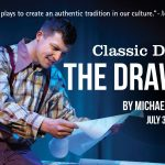 The Drawer Boy at Blue Bridge Repertory Theatre July 3-15,2018. Cast interview.