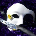 Theatre Al Dente presents Phantom of the Light Opera in Victoria BC. A review.